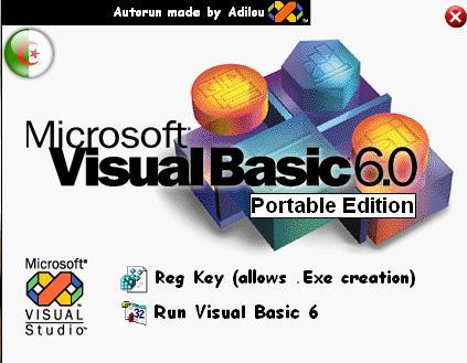 VB 6.0 Portable